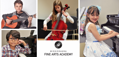 Music School in Mississauga, ON