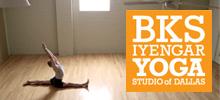 BKS Iyengar Yoga Studio