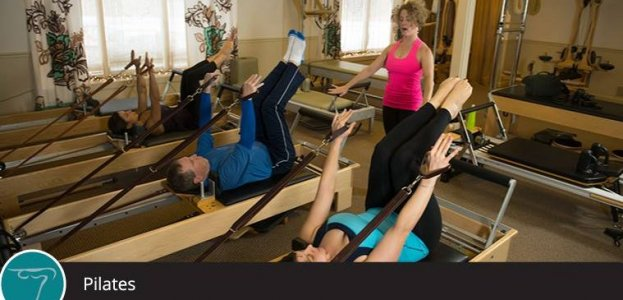 Pilates Studio in Rye, NH