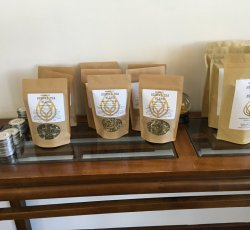 Azomalli Tea & Salve, Cacao Tea, Chocolate