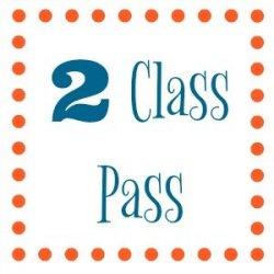 2 Class Pass