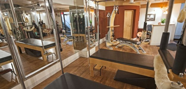 Pilates Studio in Washington, DC