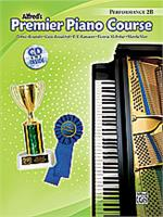 Alfred's Premier Piano Course Performance 2B
