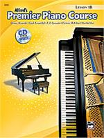 Alfred's Premier Piano Lesson Book 1B with CD