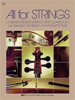All for Strings, Violin, Book 1