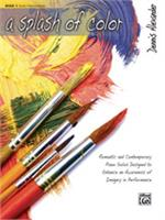 A Splash of Color, Book 3 by Alexander