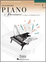Acc. Piano Adventures Lesson BK 1