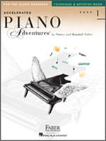 Acc. Piano Adventures Technique & Artistry BK 1
