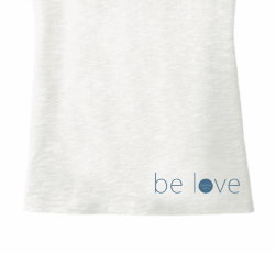 Be Love high neck tank top