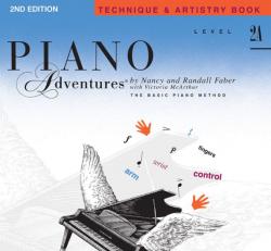 Level 2A Technique & Artistry Book - Piano Adventures