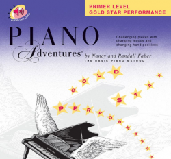 Primer Level Gold Star Performance - Piano Adventures