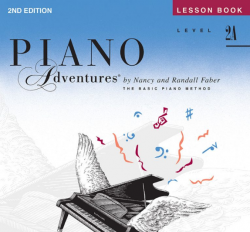 Level 2A Lesson Book - Piano Adventures