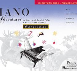 Primer Level Christmas Book - Piano Adventures