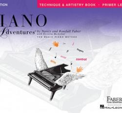 Primer Level Technique & Artistry - Piano Adventures