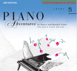 Level 2A Performance Book - Piano Adventures