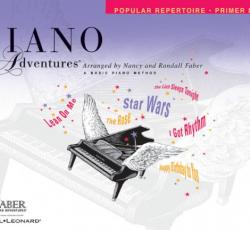 Primer Level Popular Repertoire - Piano Adventures