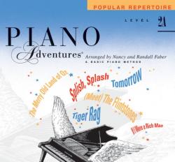 Level 2A Popular Repertoire - Piano Adventures