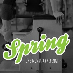 SPRING One Month Challenge BPS CARINGBAH