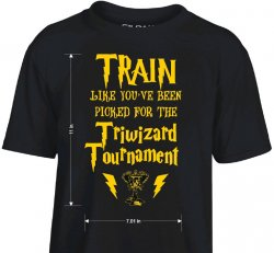 Harry Potter Triwizard Tournament T-Shirt