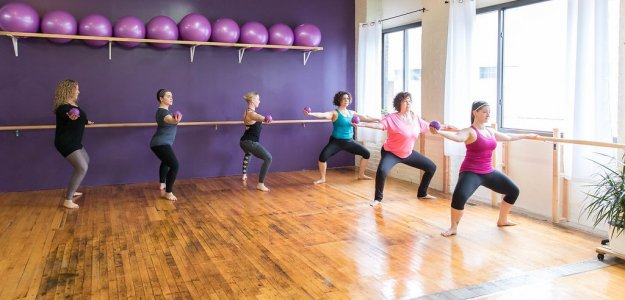 Pilates Studio in New Haven, CT