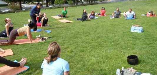 Yoga Studio in San Jose, CA