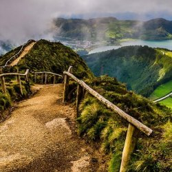 Get Back to Your Nature - A Yoga Adventure in Sao Miguel, PORTUGAL with Michele Dante and Maria Silva Oct 1-10, 2017