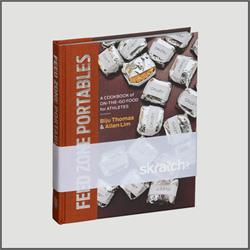 """Skratch Labs """"The Feed Zone Portables"""" Cookbook"""