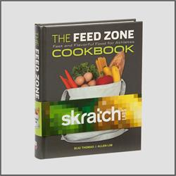 "Skratch Labs ""The Feed Zone"" Cookbook"