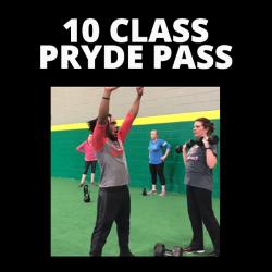 10 Class Pryde Pass