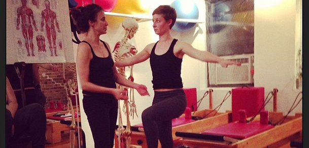 Pilates Studio in Brooklyn, NY