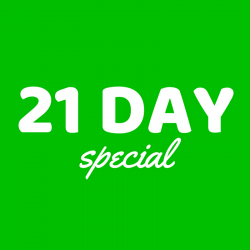 New Student Special - 21 Day Trial Membership
