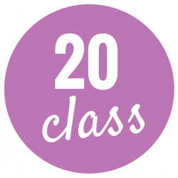D) 20 Pack Class Pass