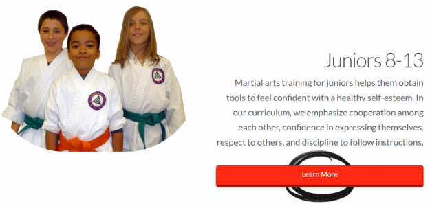 Martial Arts School in Concord, CA