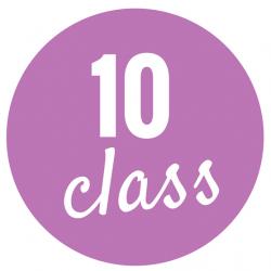 10 Pack Class Pass