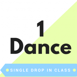 1 Class Single Visit - Dance & Tumble