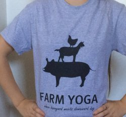 Farm Yoga T-Shirt