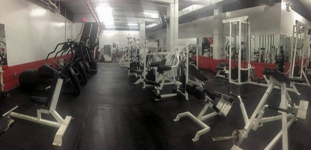 Gym in Brunswick, ME