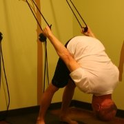 Yoga Rope Wall Private Lesson