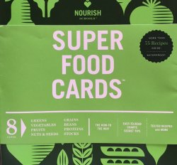 Super Food Cards - Katherine