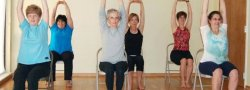 HEY Chair Yoga, Tuesdays, Jan 9 to Feb 6, 2018 with Donna, Ahwatukee Studio