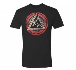 T-Shirts:  T.O.S. Crest Tee