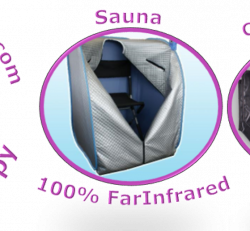 Infrared Relax Sauna Free Shipping