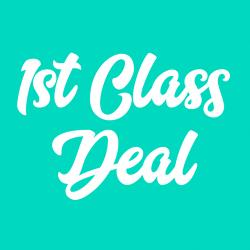 1st Class Deal