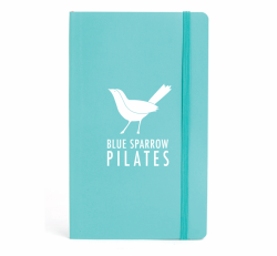 Sparrow Notebook (Aqua)