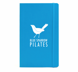 Sparrow Notebook (Blue)