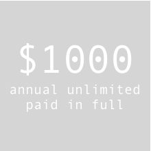 Annual Unlimited