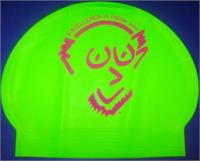 Swim Cap (Bright Green)