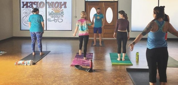 Yoga Studio in San Marcos, TX