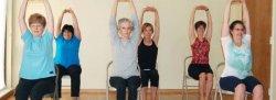 HEY Chair Yoga, Tuesdays, Feb 13 to Mar 13, 2018 with Donna, Ahwatukee Studio