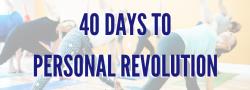 40 Days - Non Member Price